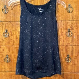 Old Navy Galaxy Workout Top!